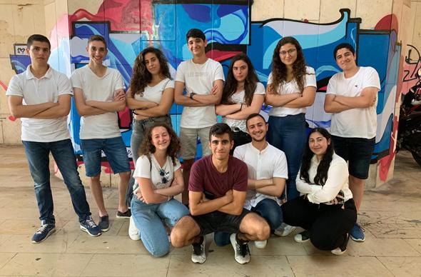 זוכי תחרות יזם השנה של יוניסטרים 2020: מפתחי הסטרטאפ MEAL PREP מאור יהודה