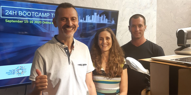 Three winners declared in Israel's largest online boot camp for startups