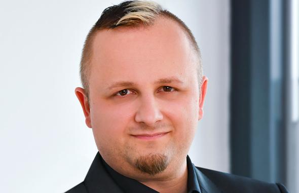 Marco Preuss. Photo: Kaspersky