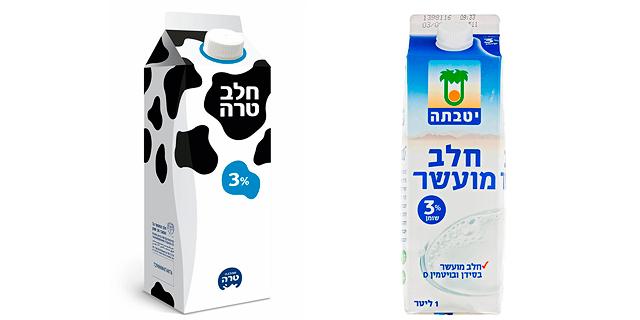 """""""בשל החום הכבד"""": טרה ושטראוס לא מספקות חלב מתחילת השבוע"""