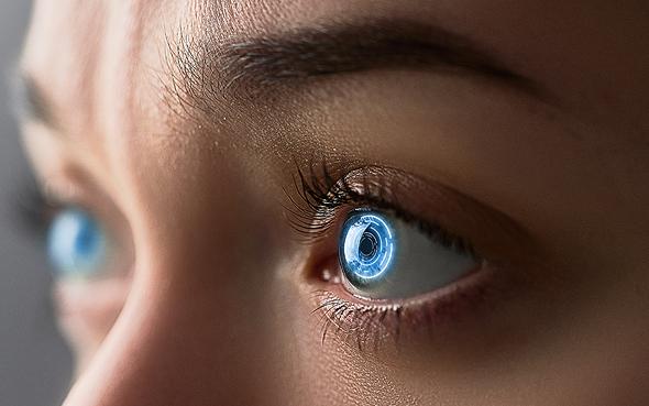Eye Implant. Photo: Shutterstock