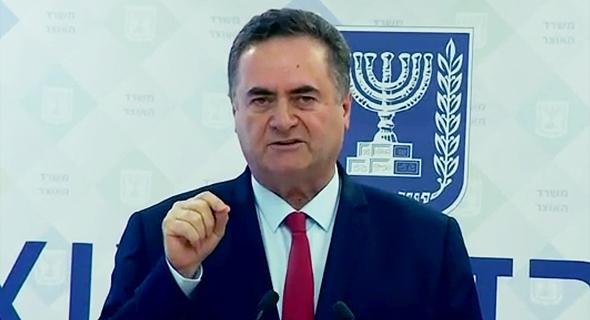 שר האוצר ישראל כץ