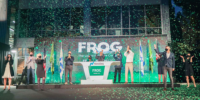 How much money did JFrog make in Q3 and why would the U.S. question Israel's loyalty?