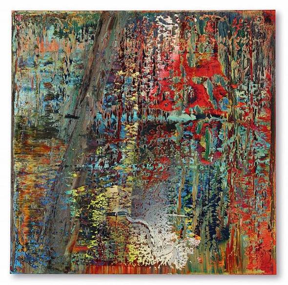 אחת מיצירות האמנות שמוכר פרלמן