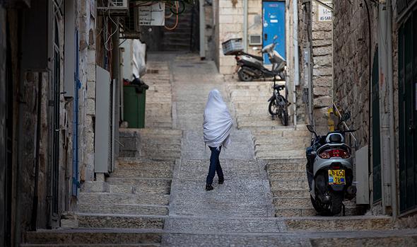 ירושלים, צילום: אי פי איי