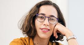 הבמאית אילאיל סמל , צילום: תומי הרפז