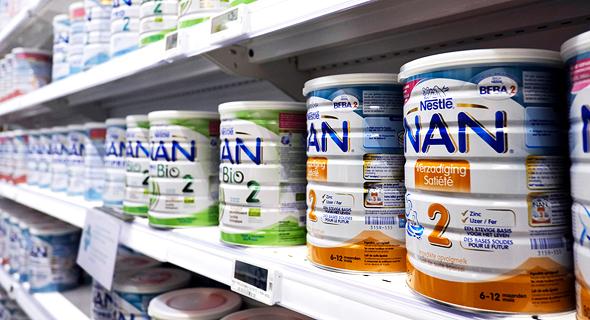 תחליף החלב NAN של נסטלה. מהנמכרים בעולם