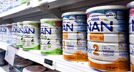 תחליף החלב NAN של נסטלה. מהנמכרים בעולם, צילום: שאטרסטוק