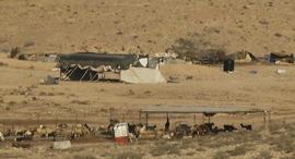 הפזורה הבדואית בנגב, צילום: רועי עידן