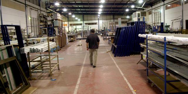 מפעל אלומניום (אילוסטרציה בלבד), צילום: חיים הורנשטיין