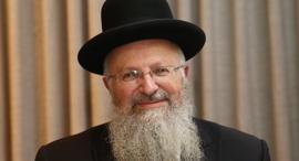 הרב שמואל אליהו , צילום: אוהד צויגנברג