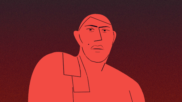 תמו. סרט אנימציה של תום פרזמן וצור אדרי