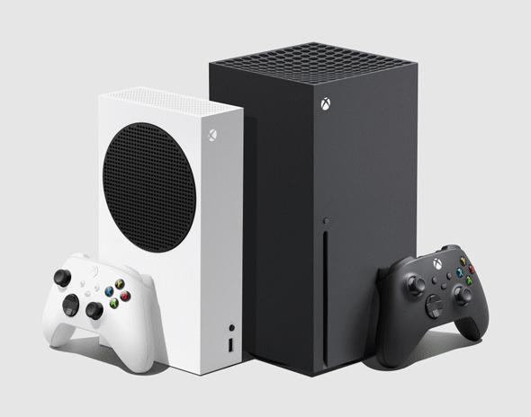 דגמי 2020: ה-Xbox Series X ו-Xbox Series S