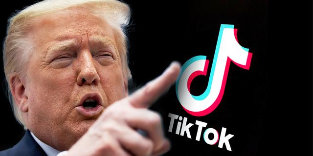 בית המשפט עצר את טראמפ מלחסום את טיקטוק