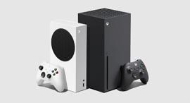 The new Xbox consoles. Photo: Xbox