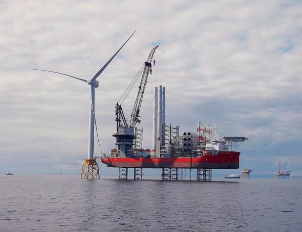 תחנת אנרגיית רוח של קרן קופנהגן