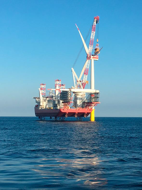 ספינה מגדל, צילום: באדיבות קרן קופנהגן