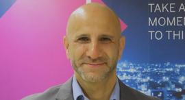 Aviv Zeevi, VP, Technological Infrastructure Division, Israel Innovation Authority. Photo: Israel In
