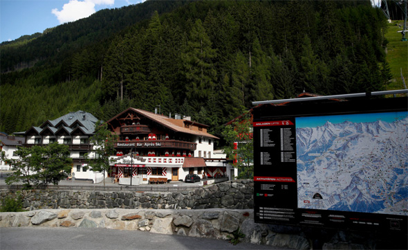עיירת הסקי אישגל