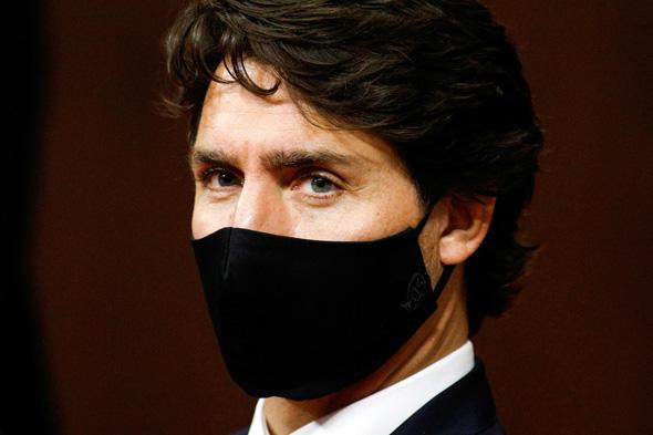 ראש ממשלת קנדה ג'סטין טרודו