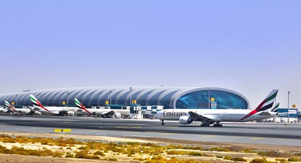 שדה התעופה בדובאי, צילום: שאטרסטוק