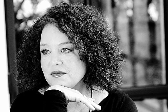 הסופרת מאיה ערד, צילום: מירה ממון