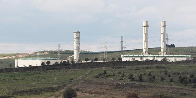 """תחנת הכוח """"חגית"""", צילום: אלעד גרשגורן"""