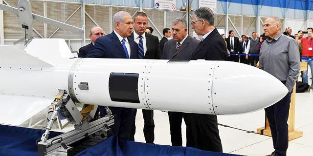 חיל הים מאשר לראשונה: קנינו טיל תקיפה חדש מהתעשייה האווירית