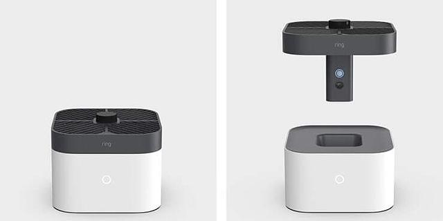 אמזון חשפה: מצלמה מרחפת לבית, שירות גיימינג ועיצוב חדש לרמקול האקו דוט