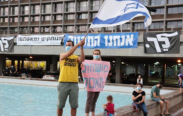 כיכר רבין, תל אביב, צילום: מוטי קמחי