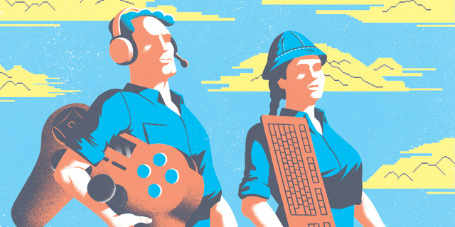 Game Changers: The evolution of Israel's video game industry