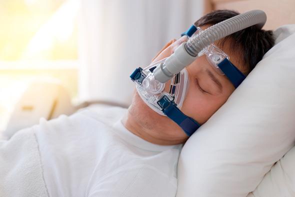 Sleep Apnea. Photo: Shutterstock