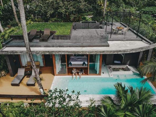 מלון סי וויו, תאילנד, צילום: sea view koh chang