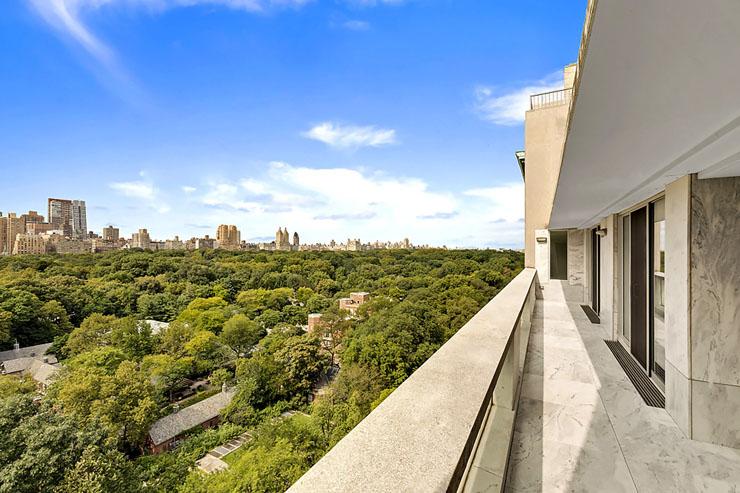 הנוף מהדירה, צילום: CONNOR RANCAN FOR COMPASS