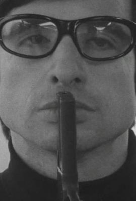 """דוד אבידן מתוך הסרט """"הכל אפשרי"""" מ־1968, צילום: באדיבות ציפורן לוטם"""