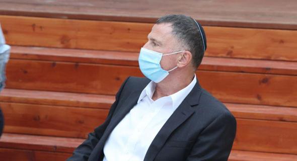 שר הבריאות יולי אדלשטיין, צילום: מוטי קמחי