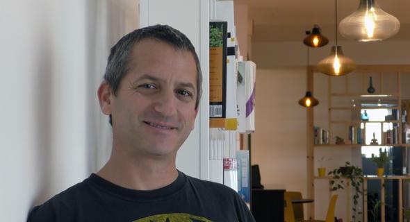 TetaVi CEO Gilad Talmon. Photo: TetaVi Ltd.