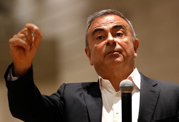 קרלוס גוהן בספטמבר בלבנון, צילום: איי פי