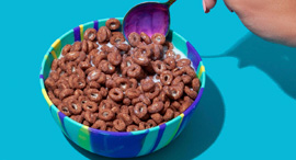 פנאי דגני הבוקר Magic Spoon, צילום: facebook Magic Spoon Cereal