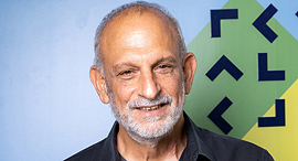 Aharon Aharon, CEO of the Innovation Authority. Photo: Alex Kolomoisky