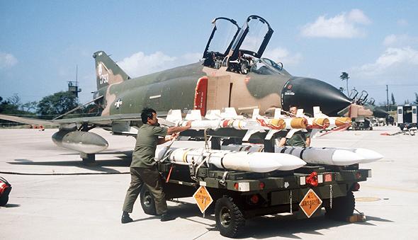טכנאי מטפל בטילי אוויר-אוויר