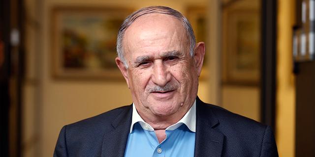 יצחק רפאלי ראדקו זירת הנדלן, צילום: אוראל כהן
