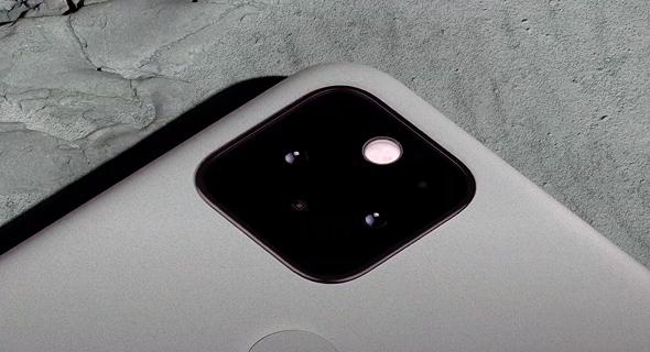 מצלמת גוגל פיקסל 5, צילום מסך: גוגל