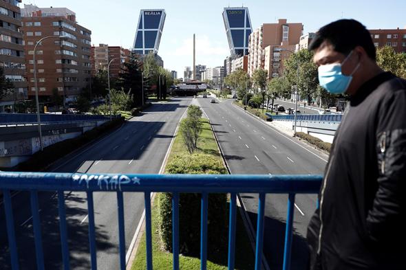 קורונה במדריד