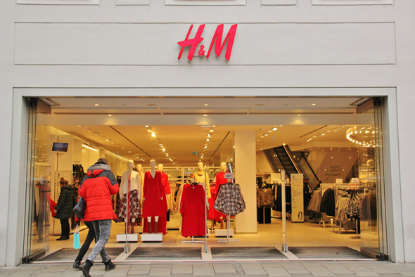 H&M במינכן
