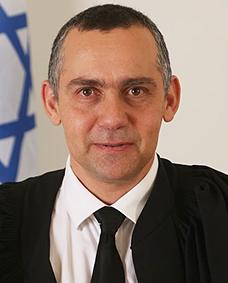 שופט בית משפט השלום באשקלון עדו כפכפי, צילום: אתר בתי המשפט
