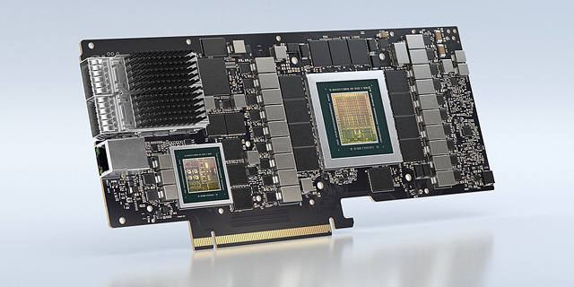 Nvidia reveals slew of new products with the help of Israeli teams onboarded with Mellanox acquisition