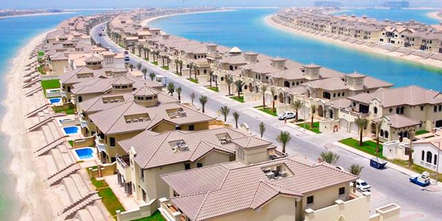 שיא בדמי השכירות בדובאי: וילה של 6 חדרים הושכרה ב-380 אלף דולר לשנה
