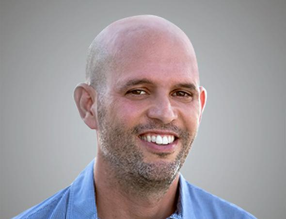 Co-founder of AccessFintech Roy Saadon. Photo: AccessFintech