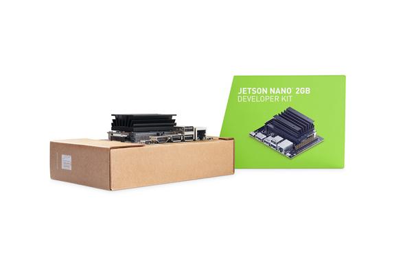 המחשב הזעיר של אנבידיה Jetson Nano 2GB